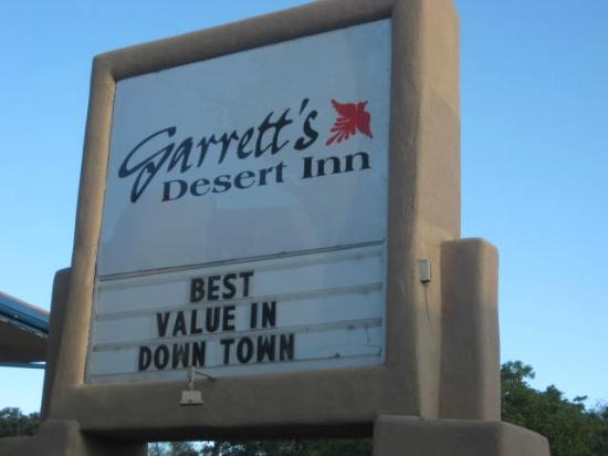 Garrett's Desert Inn: It might be a bit outdated, however,,,,,,,,,,,,,,