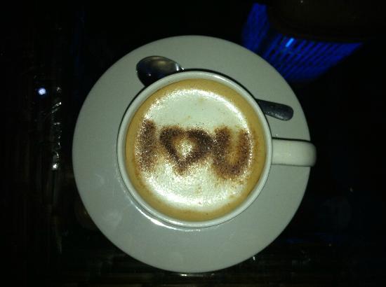 Precious Garden Samal: My Latte