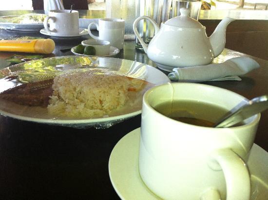 Precious Garden Samal: Breakfast served!