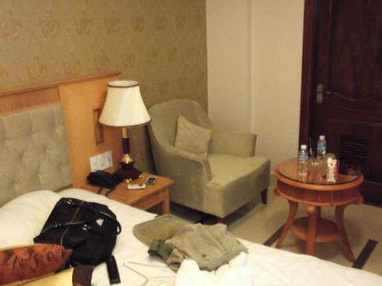 Roseland Point Hotel: DELUXE ROOM 1st FLOOR.