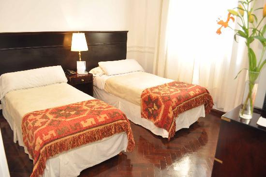 Hotel San Antonio Buenos Aires: Doble