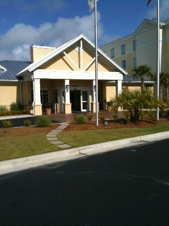 Homewood Suites by Hilton Wilmington/Mayfaire: Inviting Entrance