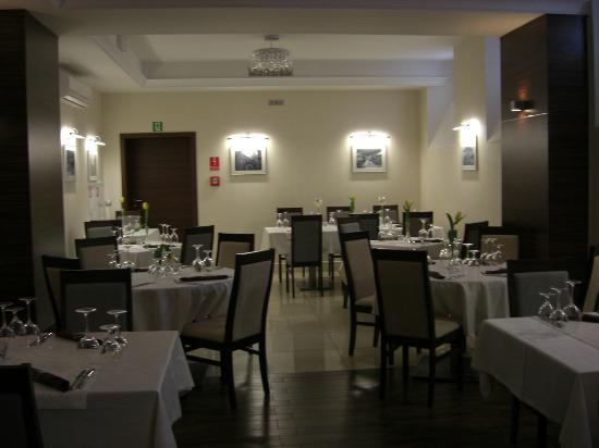 Hotel Racibor : Breakfast room