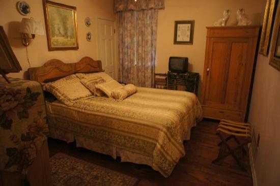 Castle Garden Bed and Breakfast: bedroom