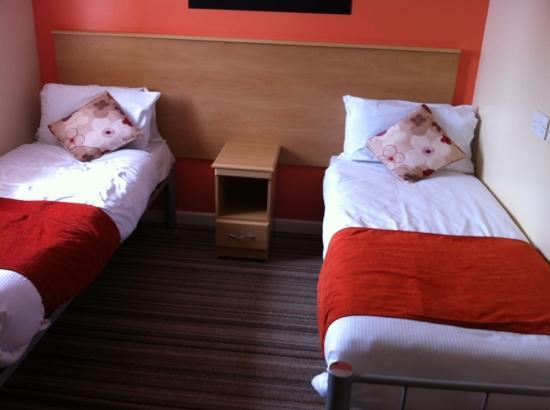 Butlin S Skegness Resort 2nd Twin Room Gold Apartment At The Keys