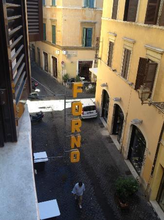 Dipendenza Hotel Smeraldo: View from Room 203