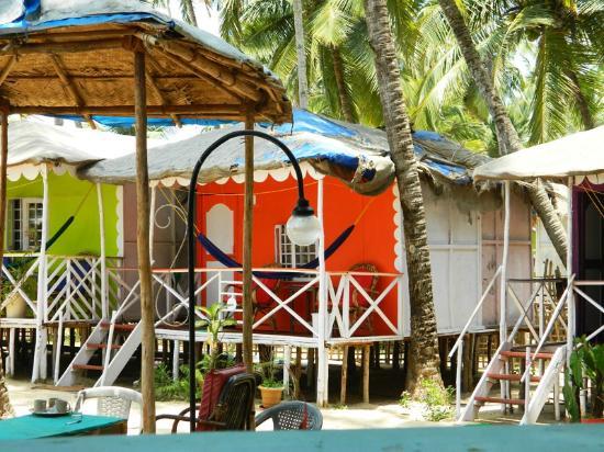 Cuba Premium Beach Huts: Huts