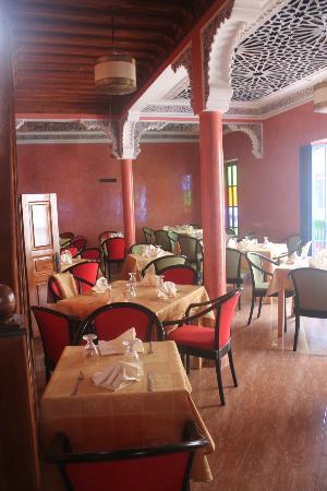 Restaurant Des Reves : Le côté européen