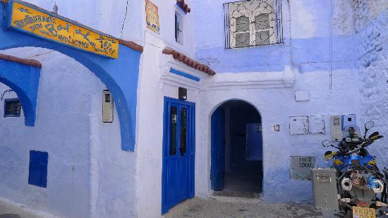 Riad Baraka: Hotel entrance