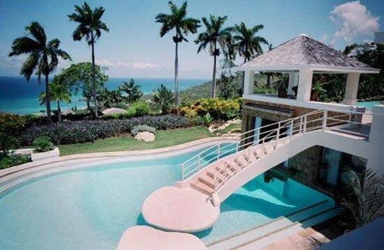 Sandy Bay, Jamaica: Trinity Villa Pool