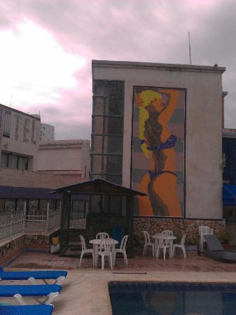 โรงแรมคอสตา เดล โซล: Top Pool