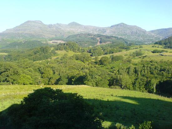 Cae'r Blaidd Country House: View from Cae'r Blaidd