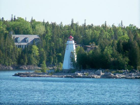 Bruce Coast Lighthouse Tour