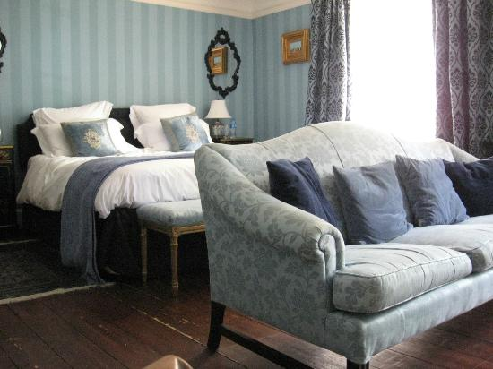 The Orchard House: The Blue Room