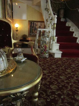 Sultan Tughra Hotel: hall
