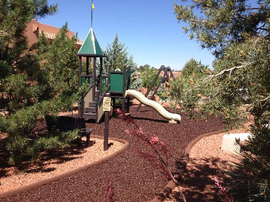 Sedona Summit Resort: Playground