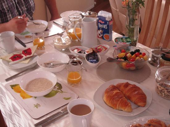 Treetops : The Breakfast
