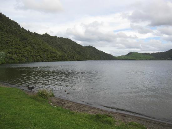 Lake Okareka DOC Campsite : See