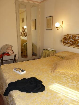 Hotel San Michele: Our Room