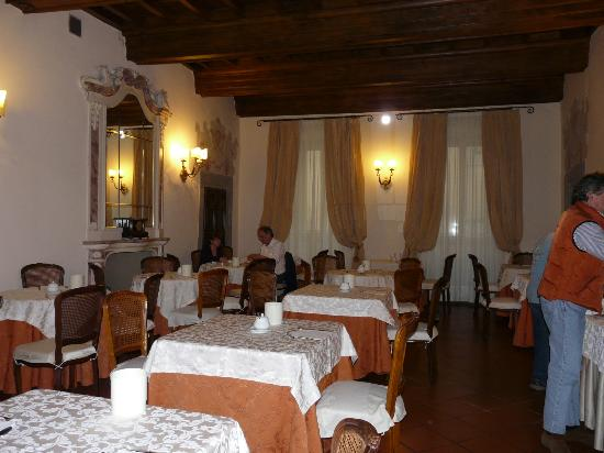 Hotel San Michele: Breakfast area