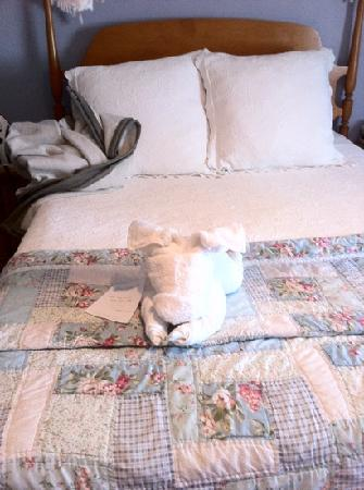 Brass Lantern Inn : our favorite place to stay