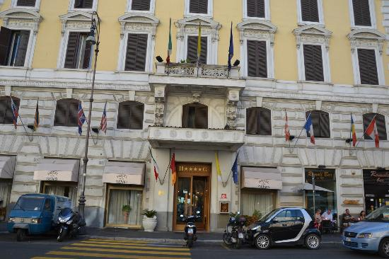 Hotel Genio: Framsida