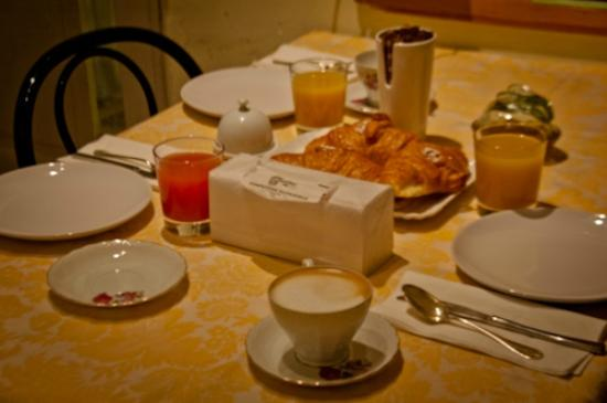 B&B Chiara : Breakfast