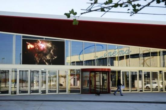 Cinema Le Trefle: entrée principale