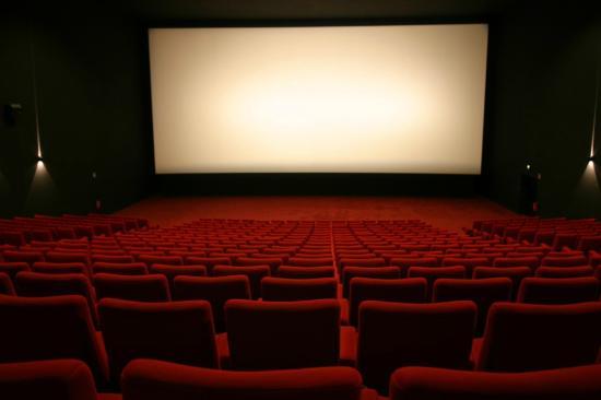 Cinema Le Trefle: salle
