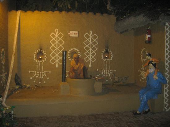 Rangla Punjab Haveli: crafts