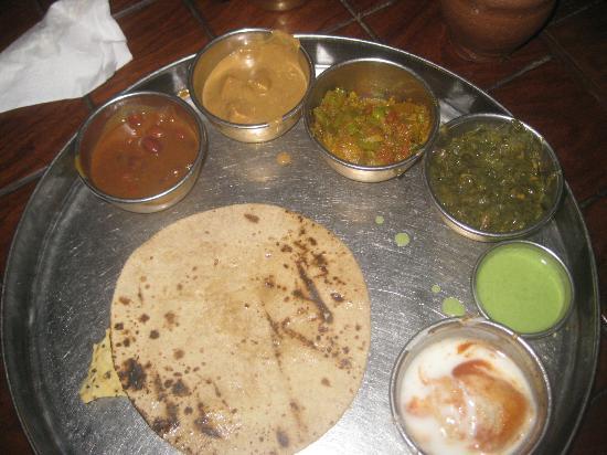 Rangla Punjab Haveli: the amazing food