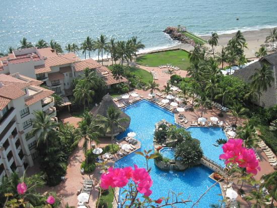 Buganvilias Vacation Club: We stayed on the 24th floor