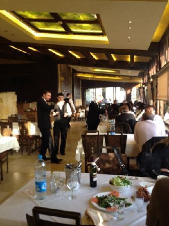 Lebanese House Um Khalil Restaurant: lebanese culture foods in the Lebanese house restaurant