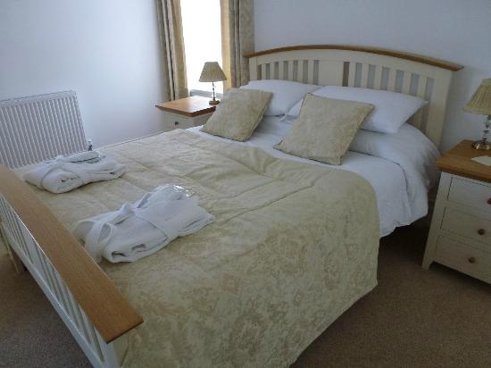 Appledore House: Gold Suite