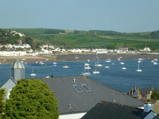 Appledore House: View from room