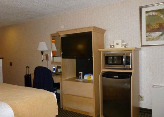 Best Western Seven Oaks Hotel: Room