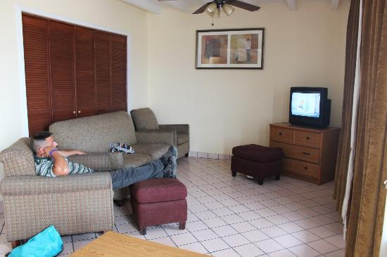 La Quinta Pacifica: Living Room Area