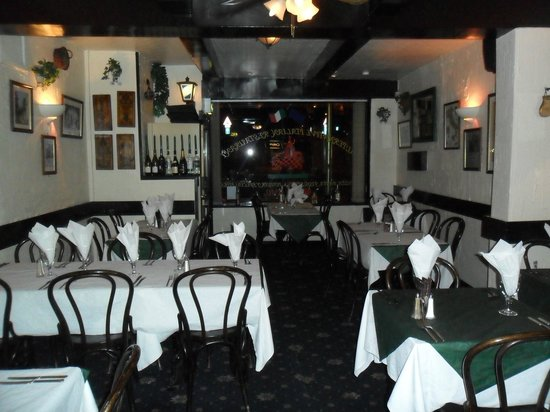 Piccolos Italian restaurant: Piccolos Restaurant