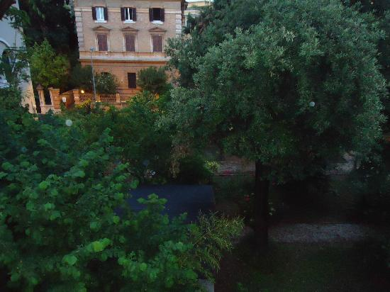 Villa Patrizi: Lovely view from our room