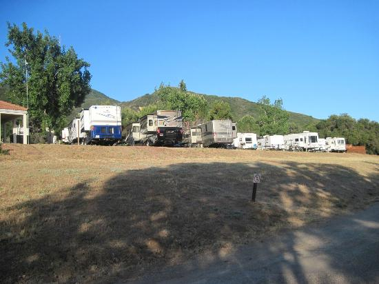 Rancho Oso RV & Camping Resort: One of the RV camping levels