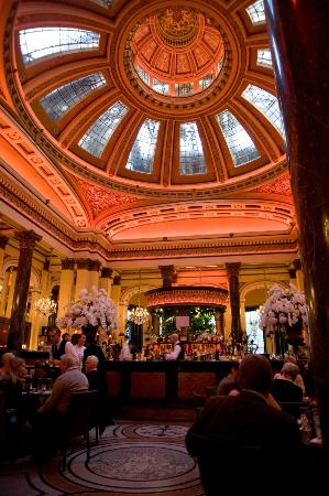 The Dome: Main Bar, beautiful, especially at night