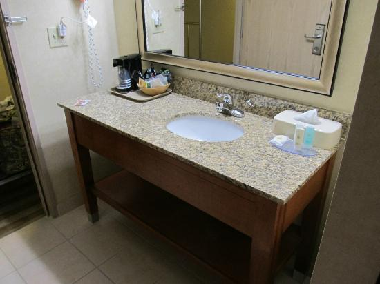 ‪‪Comfort Inn Near Greenfield Village‬: sink‬