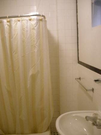 Morningside Inn: Shower