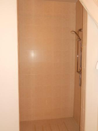 Glasbern Inn - Fogelsville / Allentown: shower