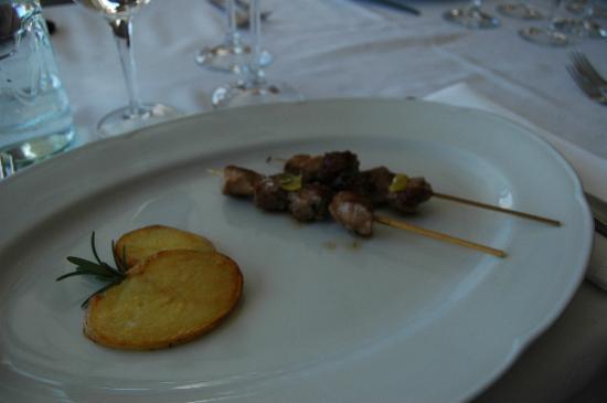 Patagonian Culinary Tours: Mini-brochette de cordero