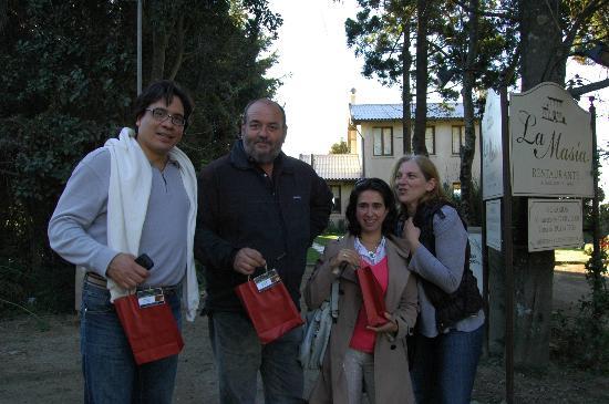 Patagonian Culinary Tours: La Masia