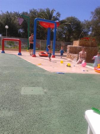 Apartamentos Cala d'Or Playa: Splashpark