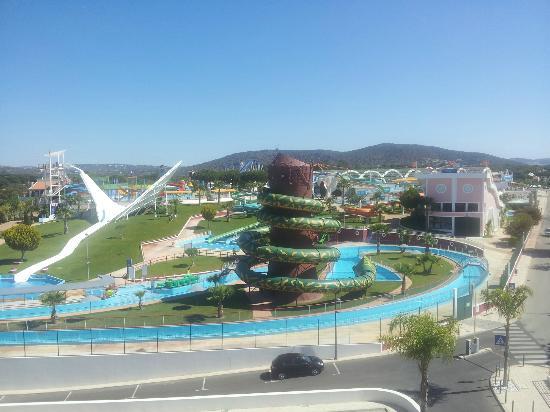 Aquashow Park Hotel: Park aquatique (inclus dans le prix de la chambre)