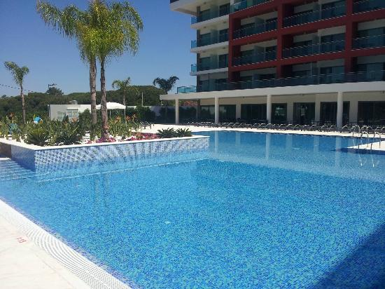 Aquashow Park Hotel: Piscine