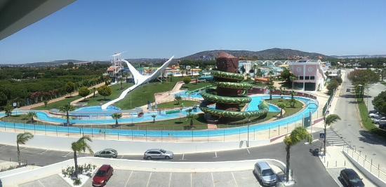 parc aquatique quarteira portugal